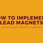 A Guide to Using Lead Magnets