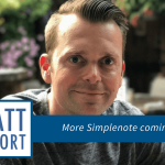 Peer into the future of Simplenote w/ Dan Roundhill