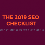 The 2019 SEO Checklist for Webmasters • Pagely®