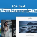 Best 20+ WordPress Photography Themes for 2019