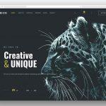 50+ Creative WordPress Themes 2018